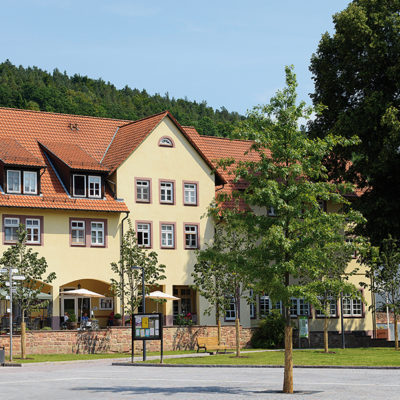 Unsere Residenz Ambiente in Philippsthal